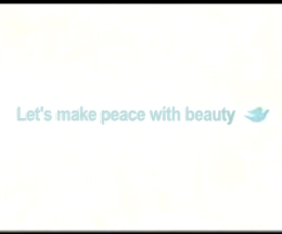 "Dove commercial -Canadian edition - ""let's make peace with beauty"""